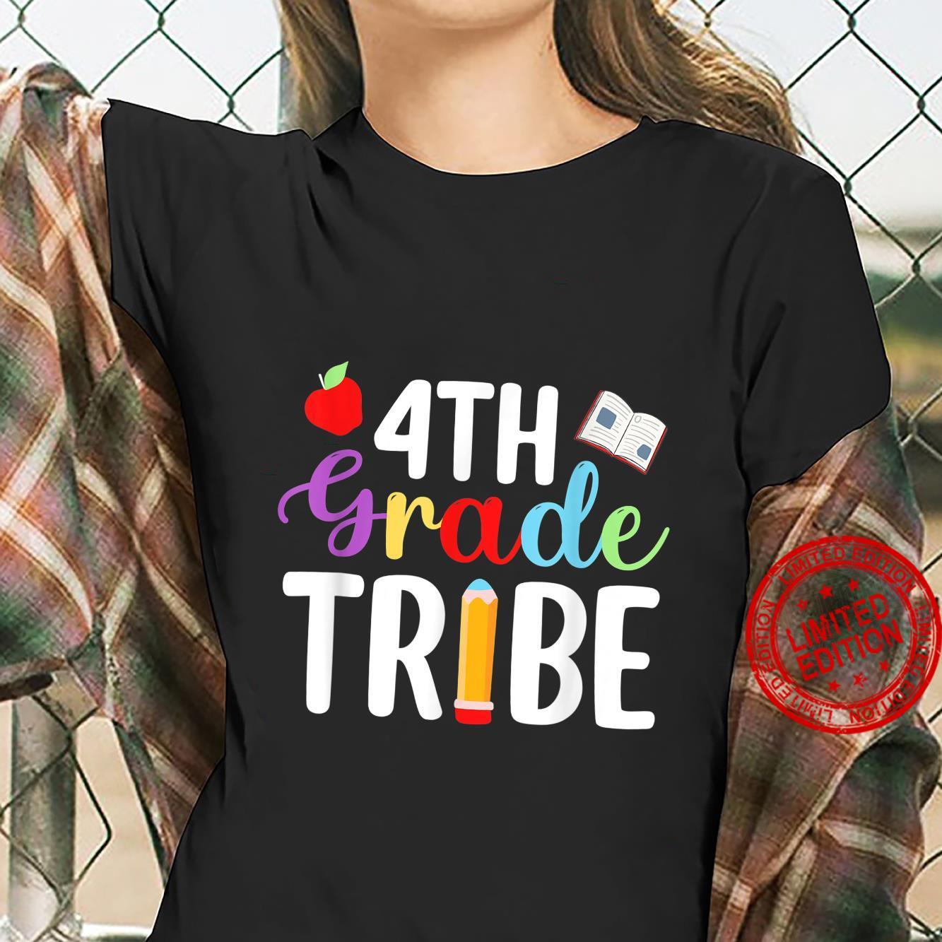4th Grade Teacher Fourth Grade Teacher Team Shirt ladies tee