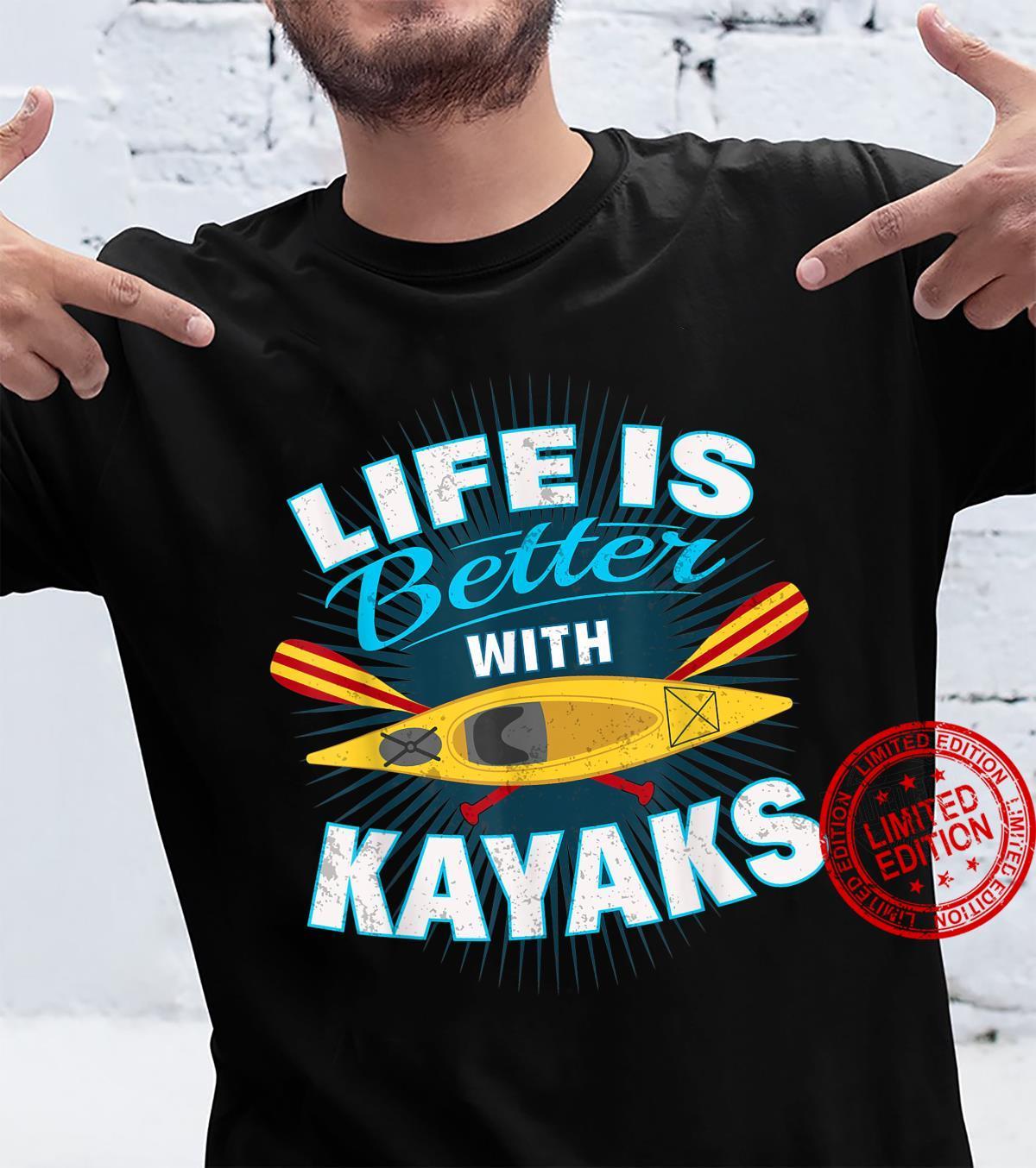 Funny Kayaking Shirts Kayaking Kayaking Shirt