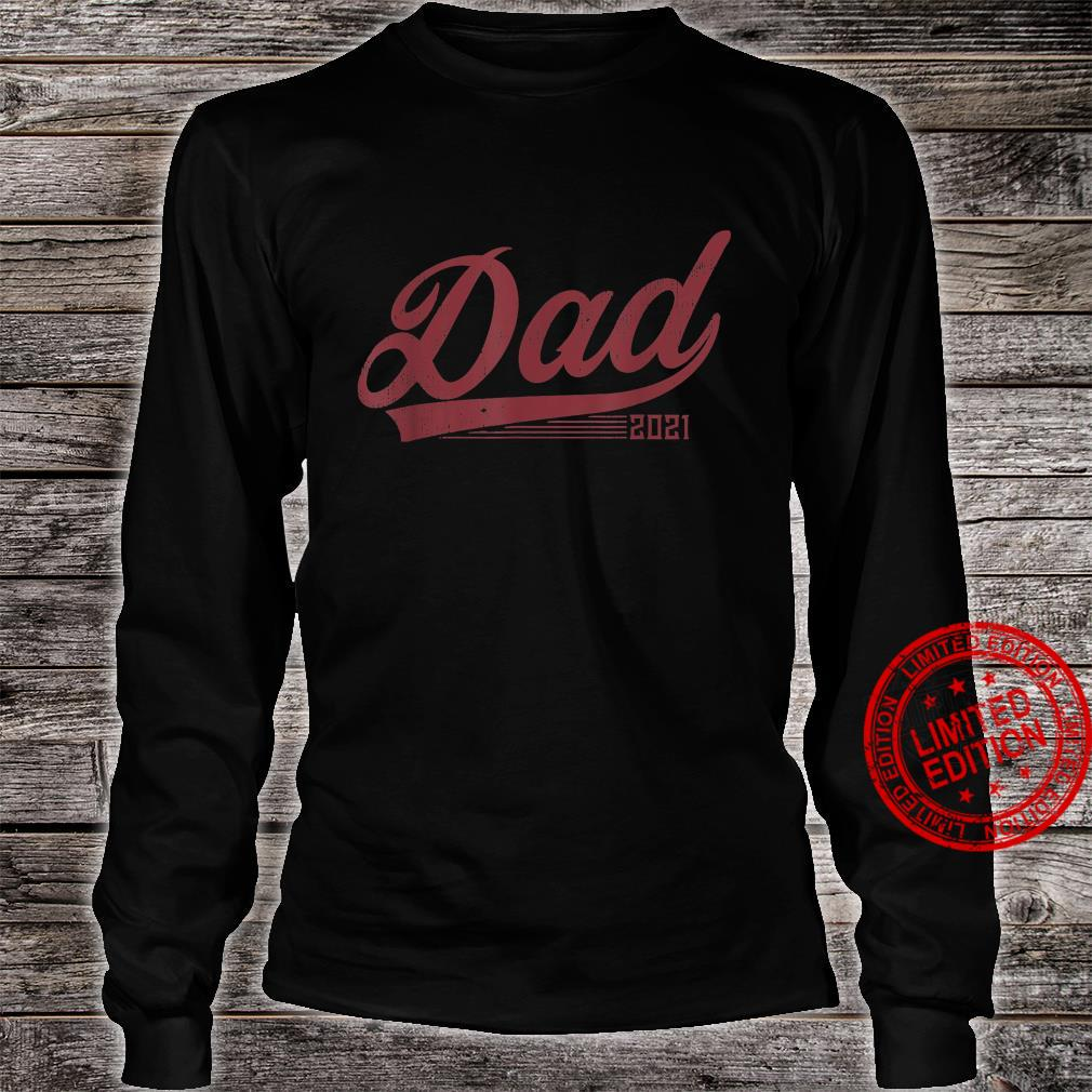 Happy Father's Day 2021 Shirt long sleeved