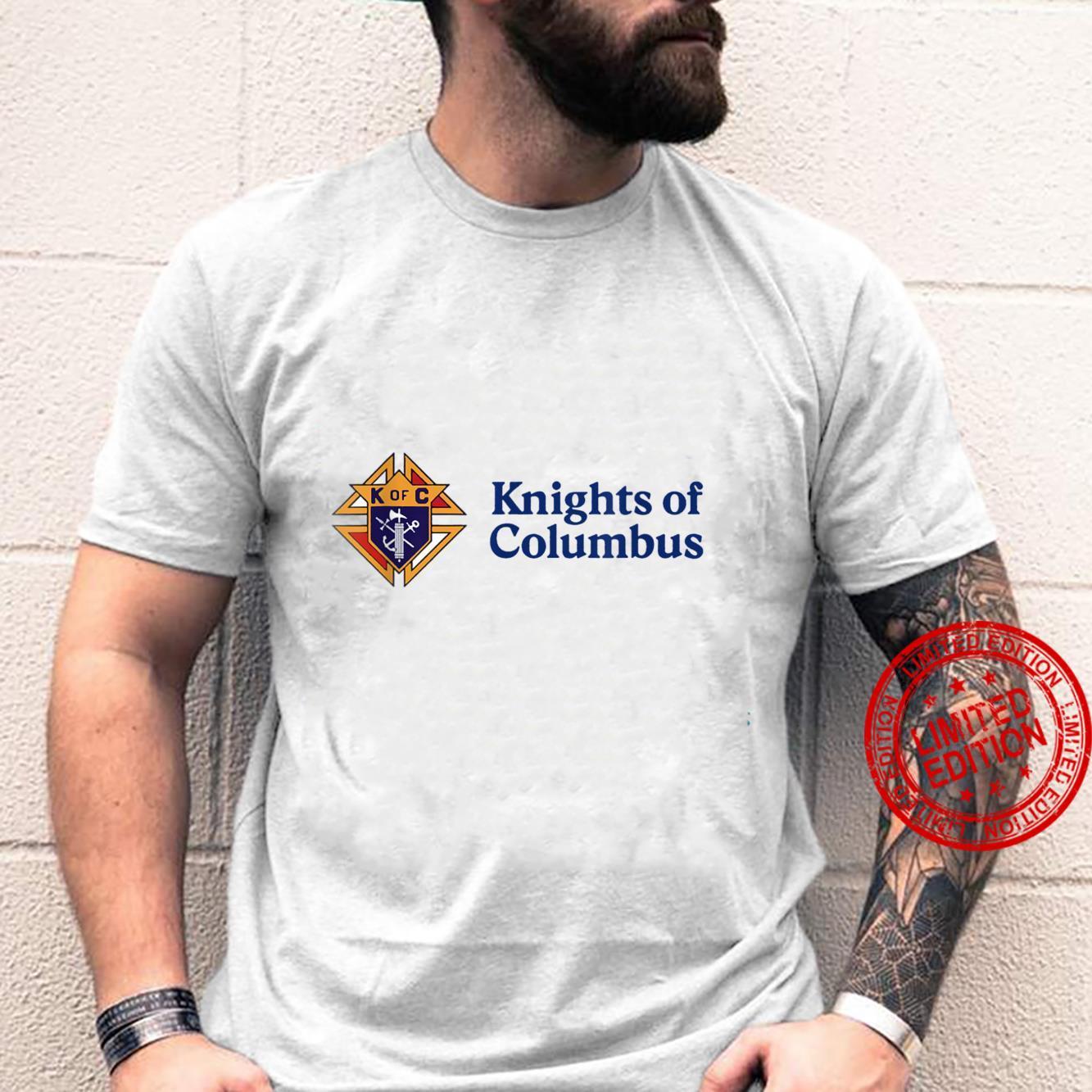 Knights Of Columbus Columbus Day Shirt Masswerks Store