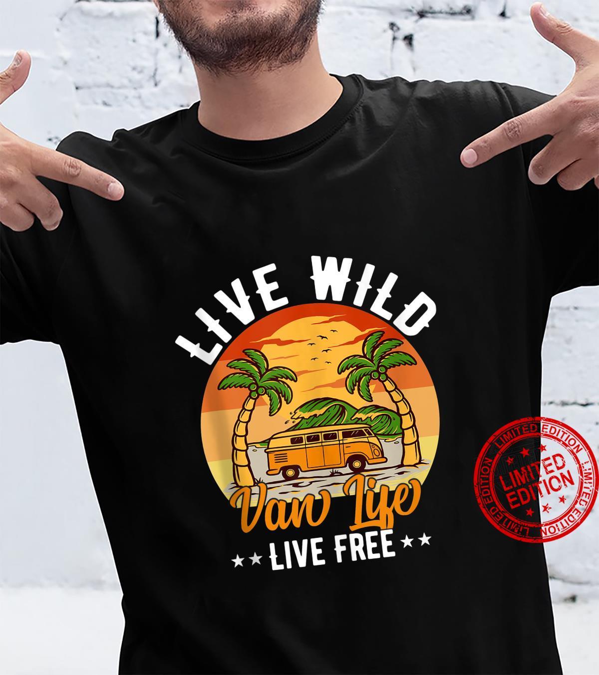 Van Life Travelers Shirt