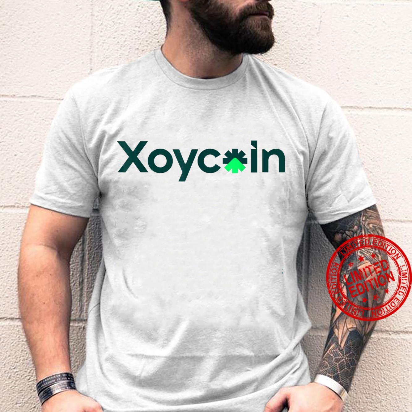 Xoycoin Crypto Shirt