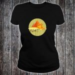 Egyptian Hieroglyphs Shirt ladies tee