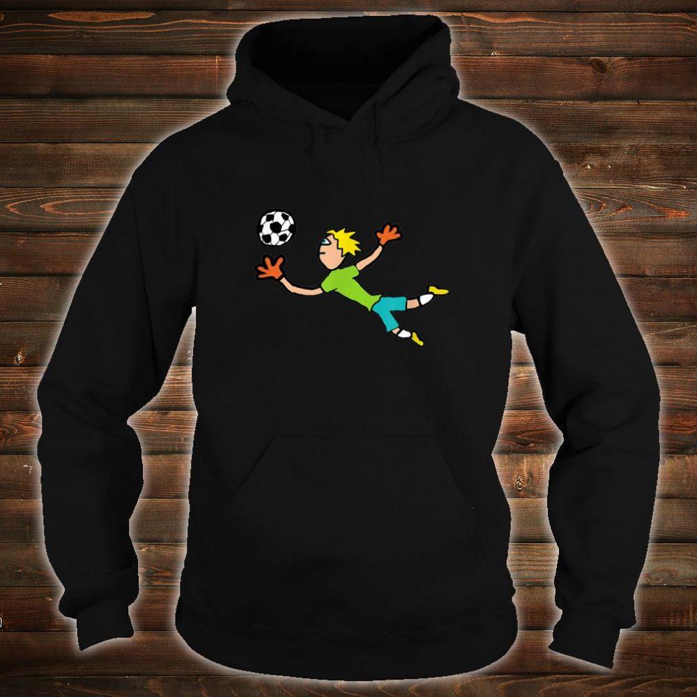 Goalkeeper Shirt hoodie