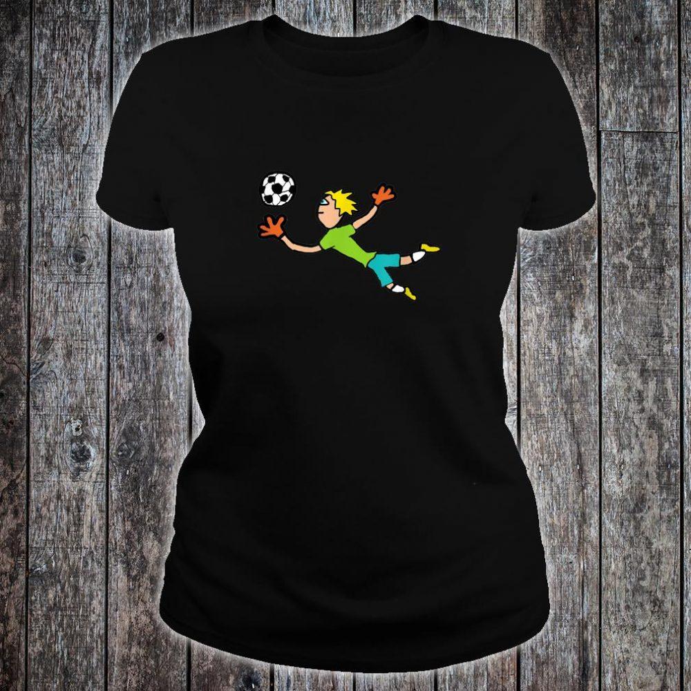 Goalkeeper Shirt ladies tee
