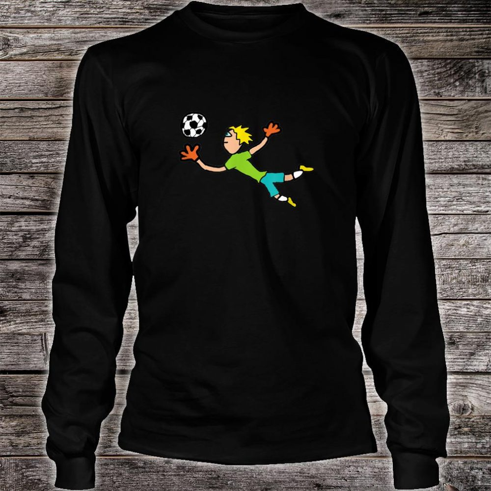 Goalkeeper Shirt long sleeved