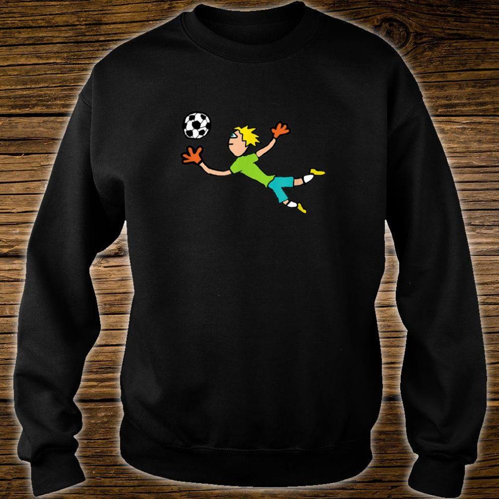 Goalkeeper Shirt sweater
