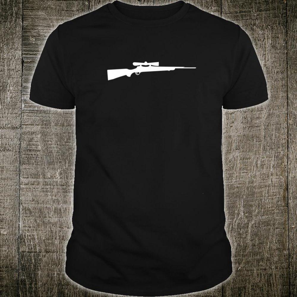 I Love My Sniper Gun Art Design Gun Shooting Shirt