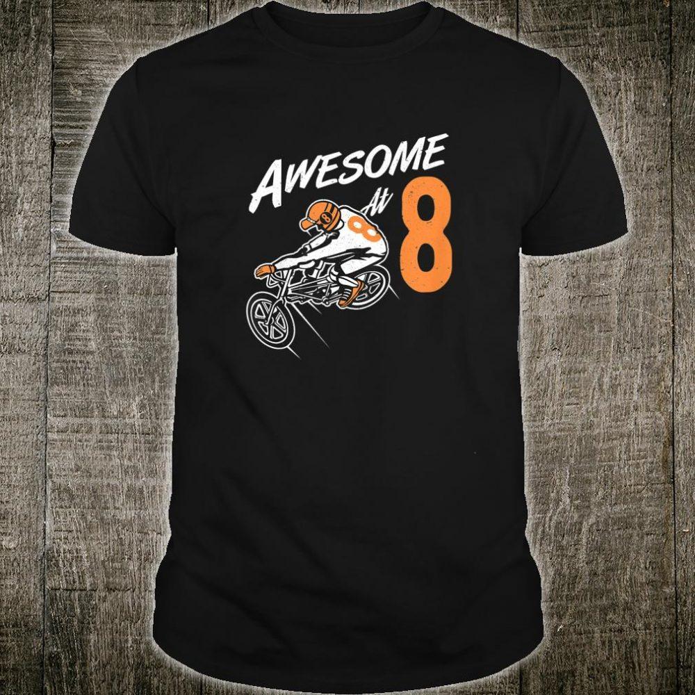 Kids Awesome at 8 Shirt