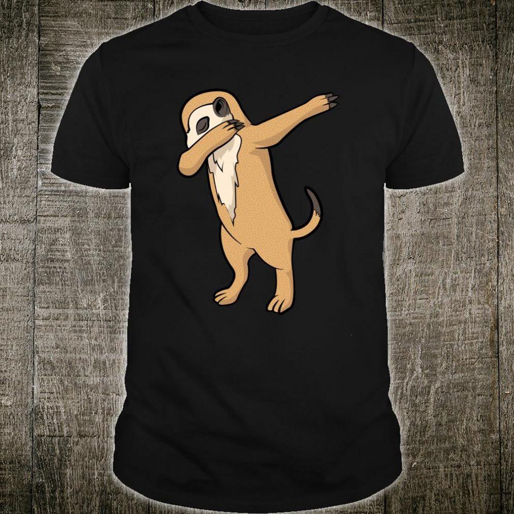 Meerkat Dabbing Meerkat Shirt