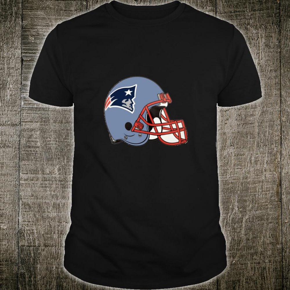 New England Football New England Teams Shirt