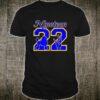 Sigma Nineteen 22 Poodle Handsign Gamma Rho Shirt