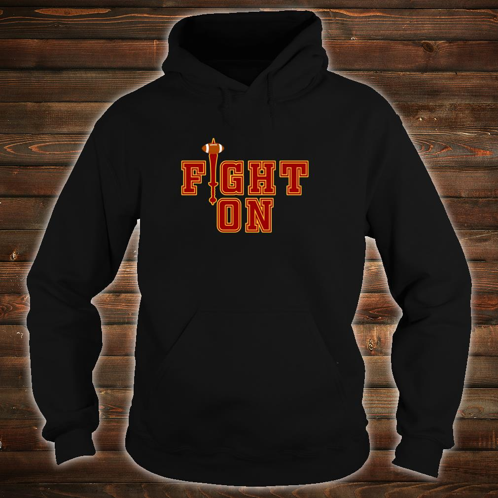 Southern California Fan Victory Game Day Gift Turnover Sword Shirt (2) hoodie