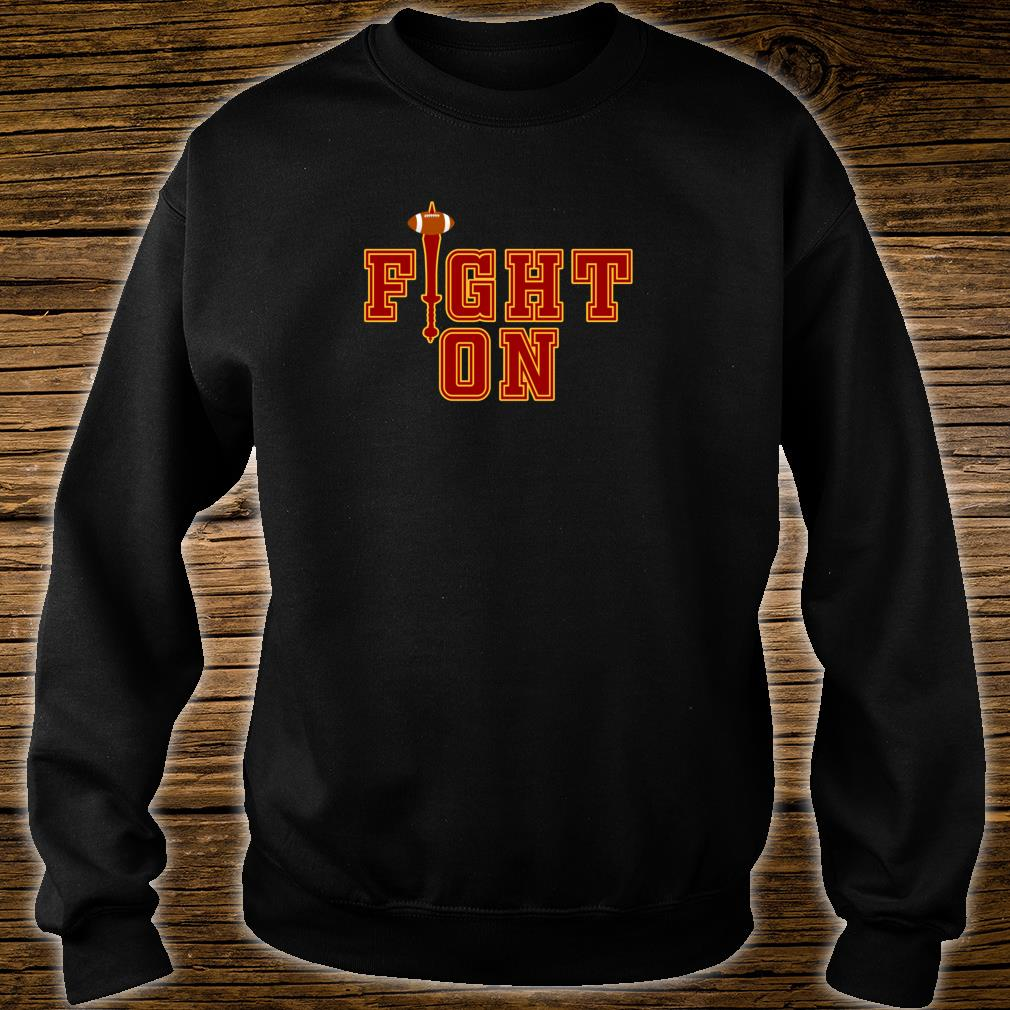 Southern California Fan Victory Game Day Gift Turnover Sword Shirt (2) sweater